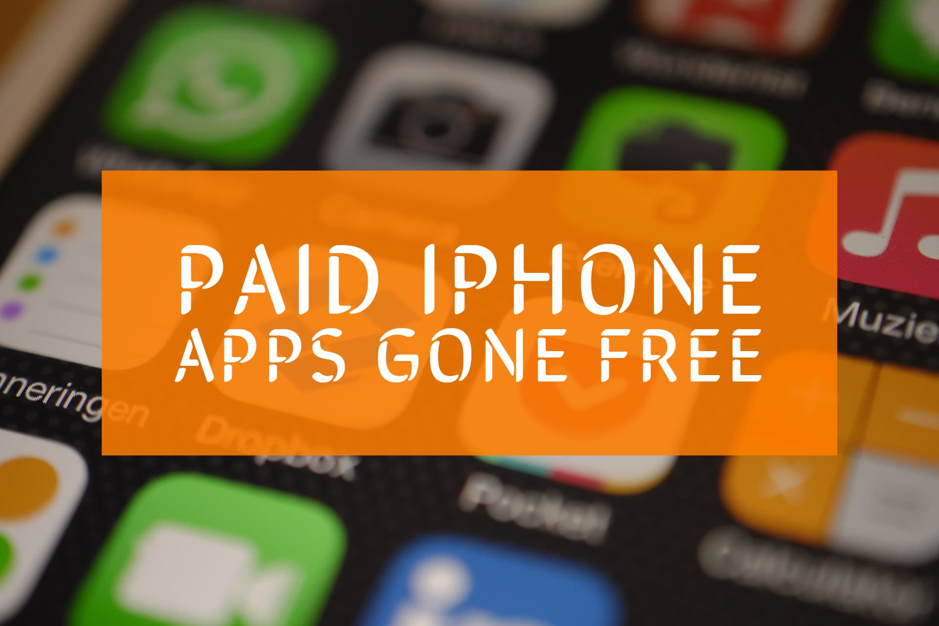 6 Paid iPhone & iPad Apps Gone Free [February 16]