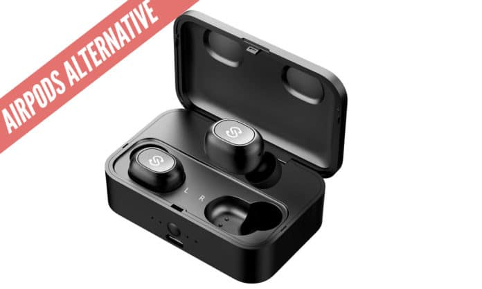 SoundPEATS Q32 wireless earbud