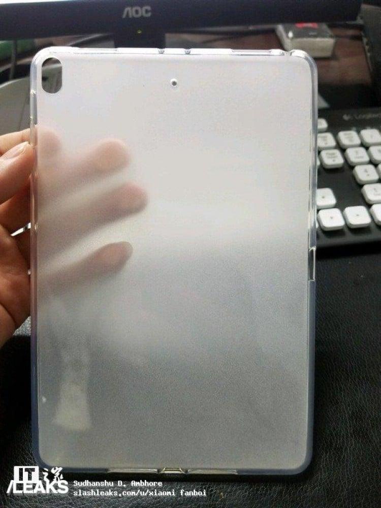 iPad Mini 5 Leaks