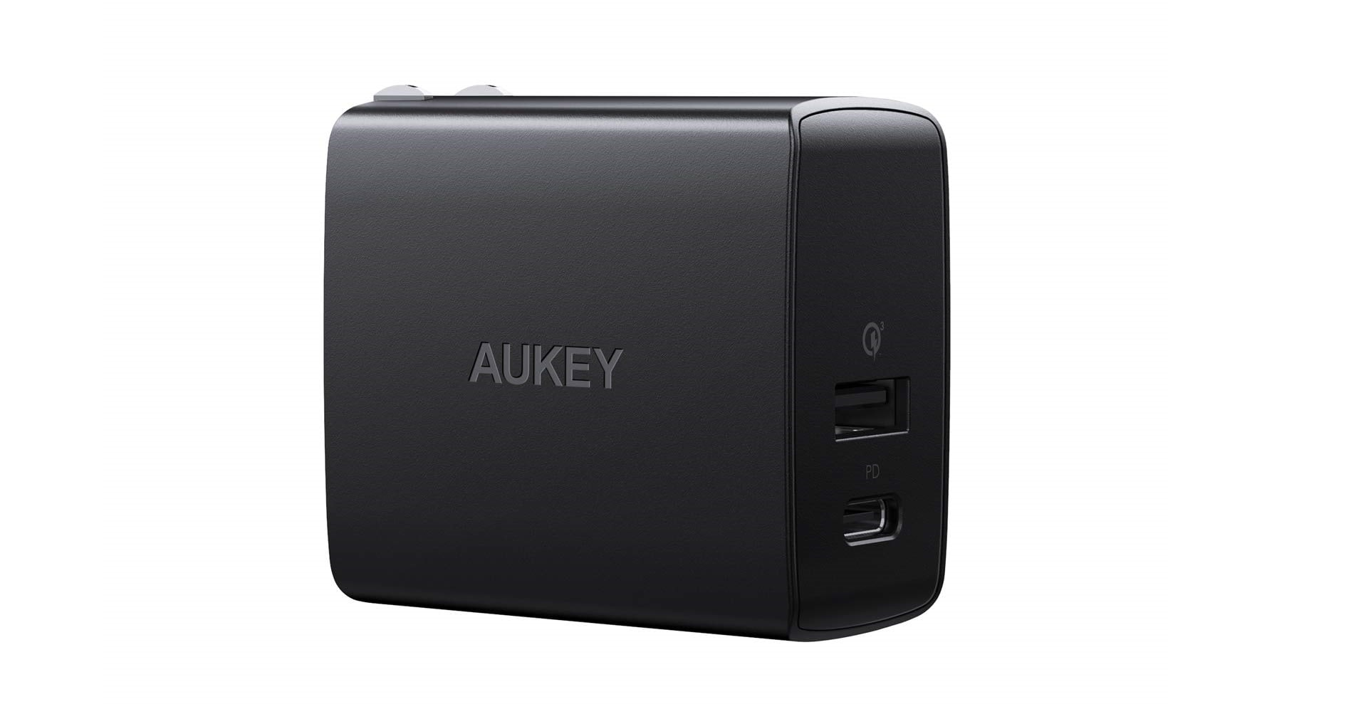 18W Aukey USB Wall Charger