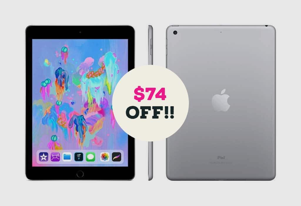 9.7 inch iPad Deals