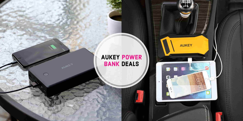 AUKEY Power Bank Deals