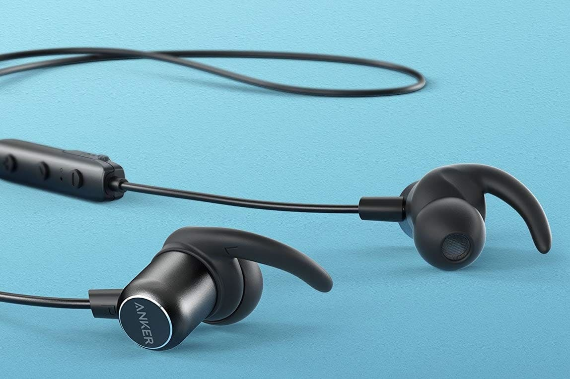 Anker SoundBuds slim + wireless headphone