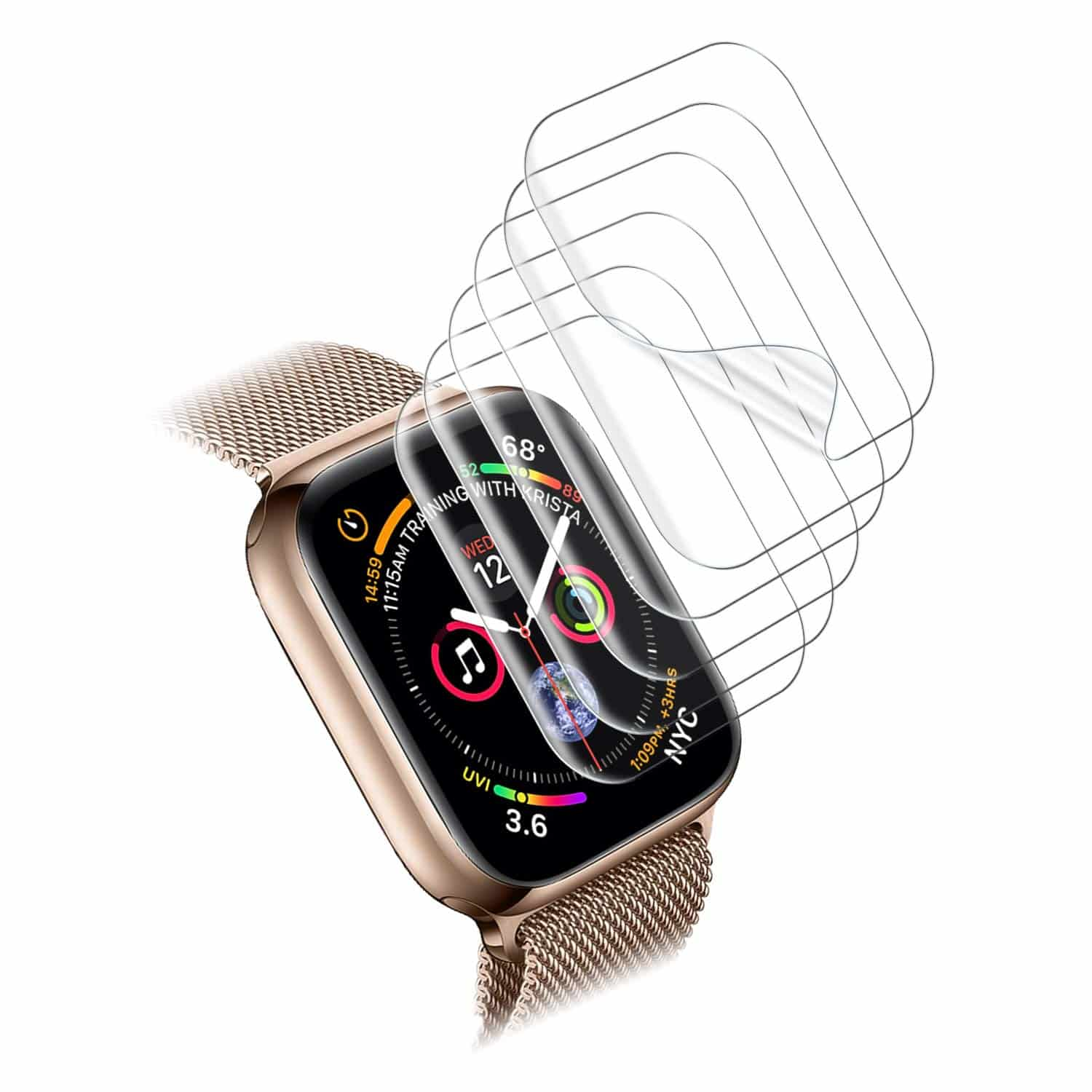 Apple Watch Series 4 Screen Protector-min