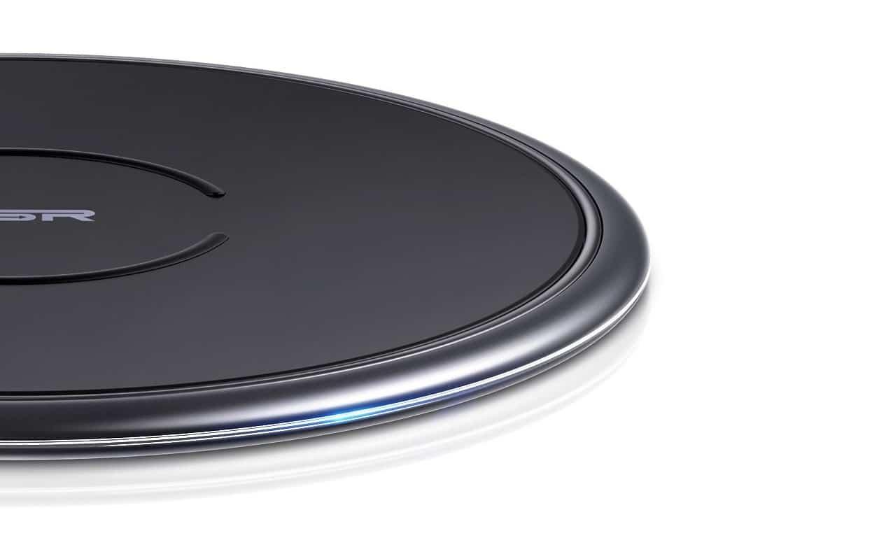 ESR metal frame 10W wireless charger