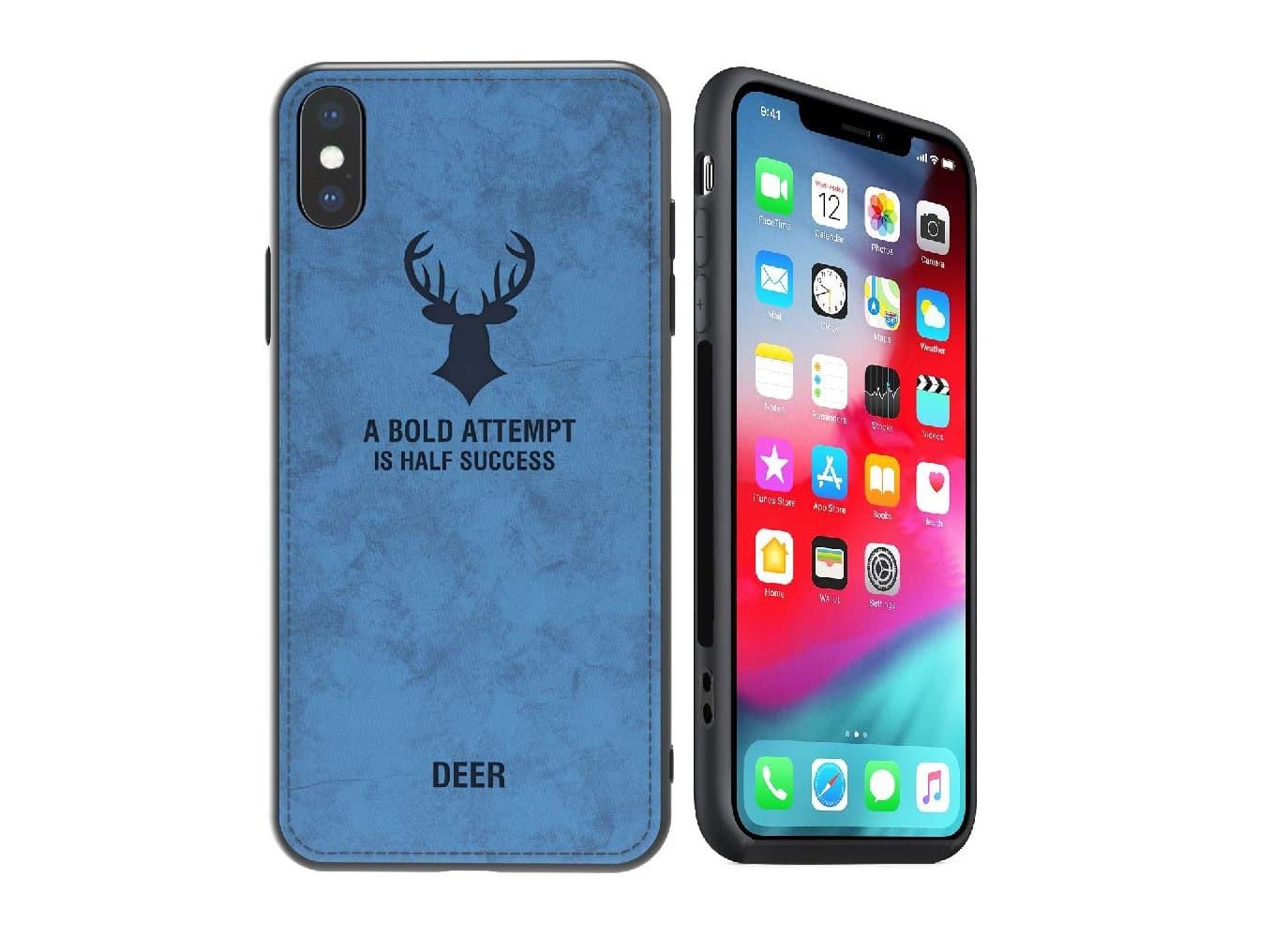 Kenke iPhone Xs case