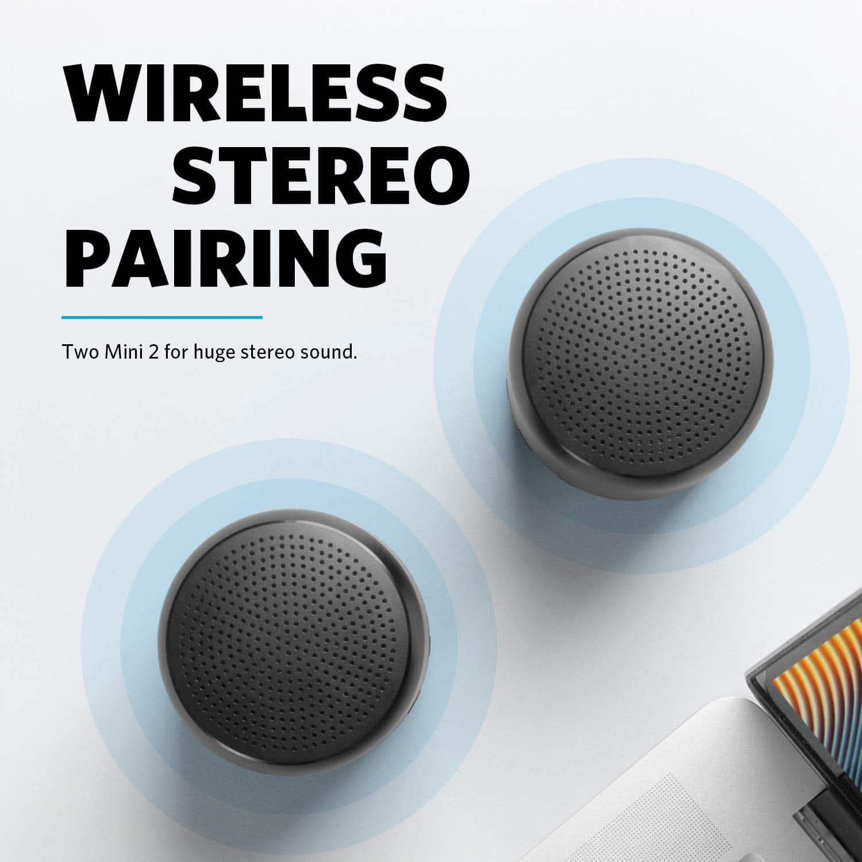 Soundcore Mini 2 Pocket Wireless Speaker Amazon
