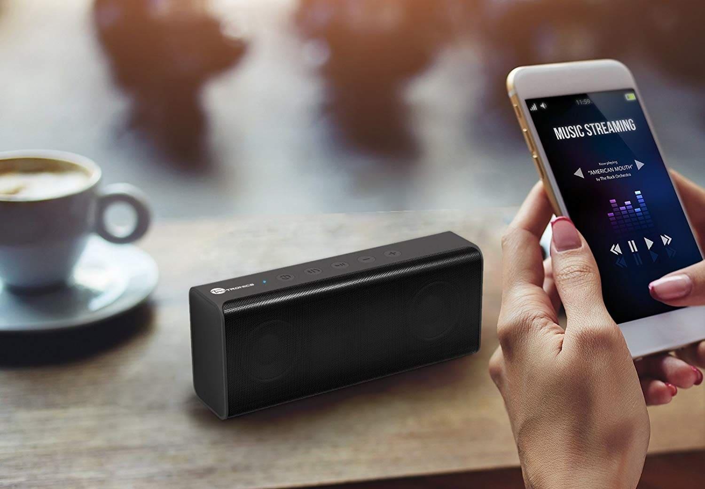 TaoTronics Pulse X Bluetooth Speaker
