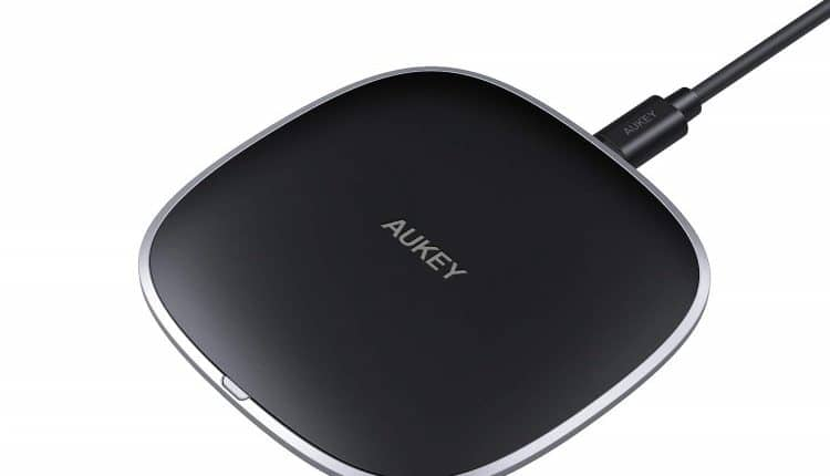 aukey 10w wireless charger