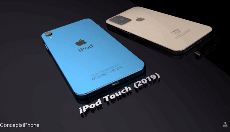 7th generation Apple iPod Touch