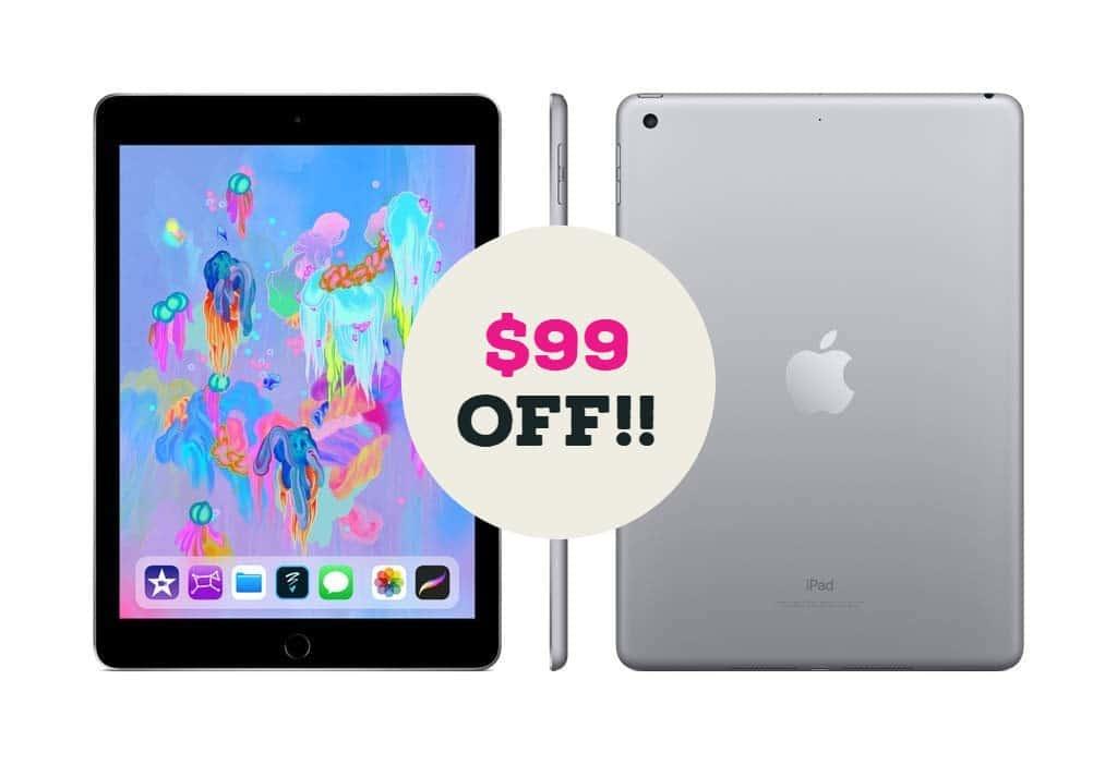 9.7 inch Apple iPad Deals Amazon
