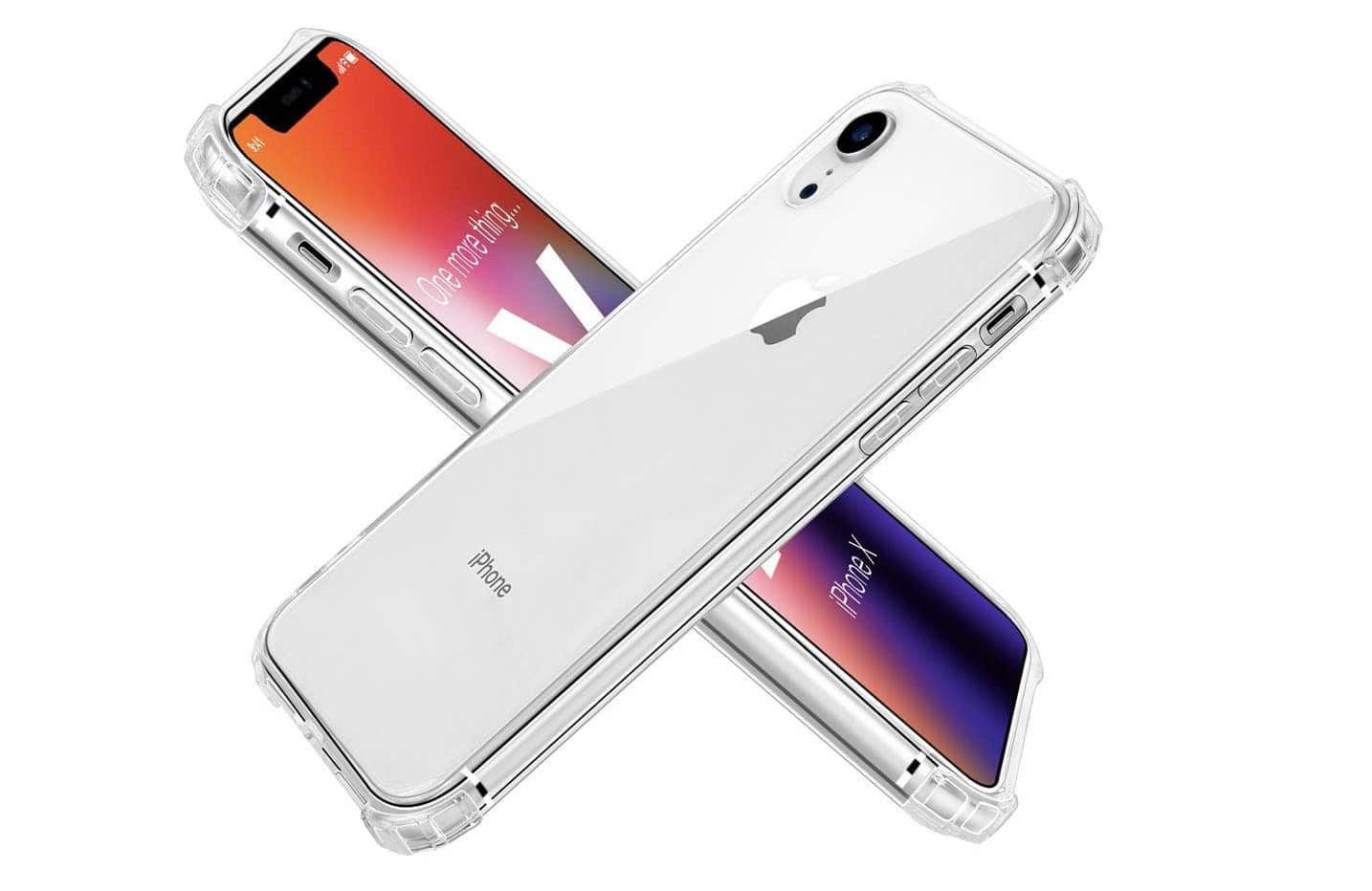 AOWIN iPhone XR Case Clear