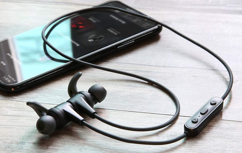 AUKEY Latitude Lite Bluetooth Headphones