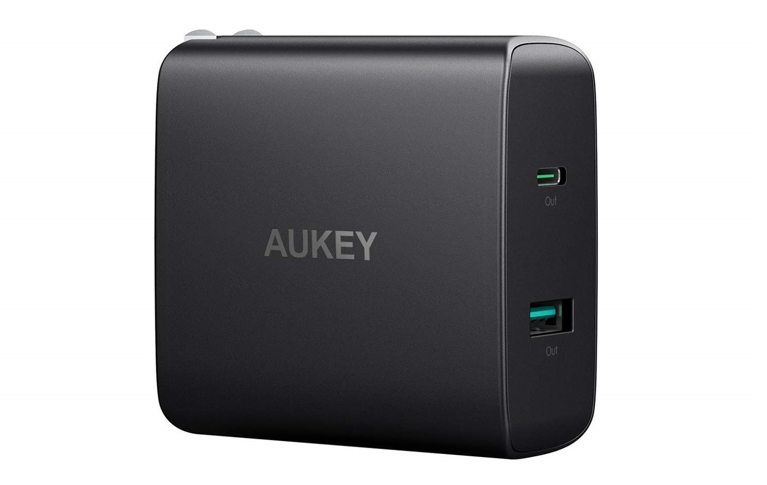 AUKEY USB C Charger with 56.5W Wall Charger-min