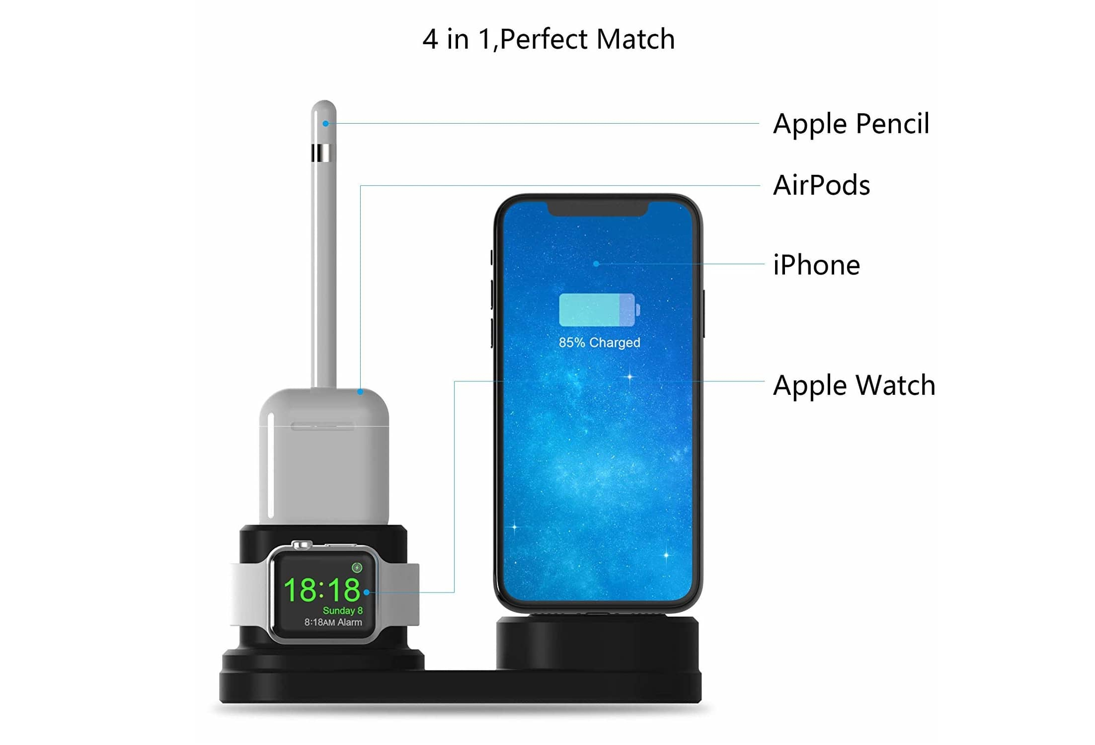 AllTop charging stand