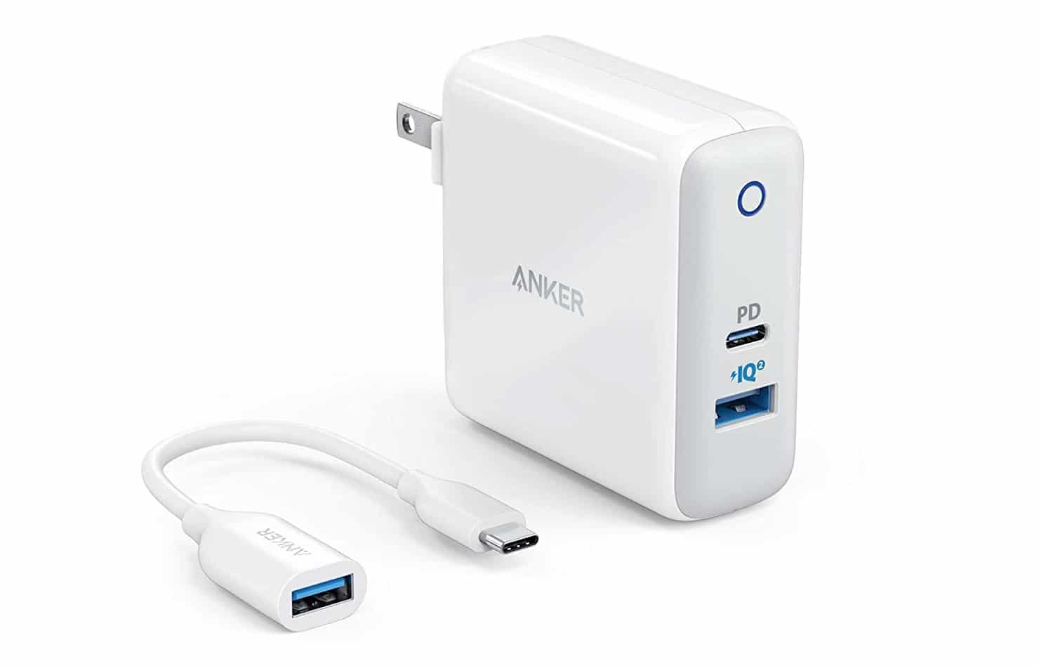 Anker USB C 49.5W Wall charger