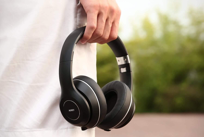 Aukey On-Ear Bluetooth EP-B52 Headphones