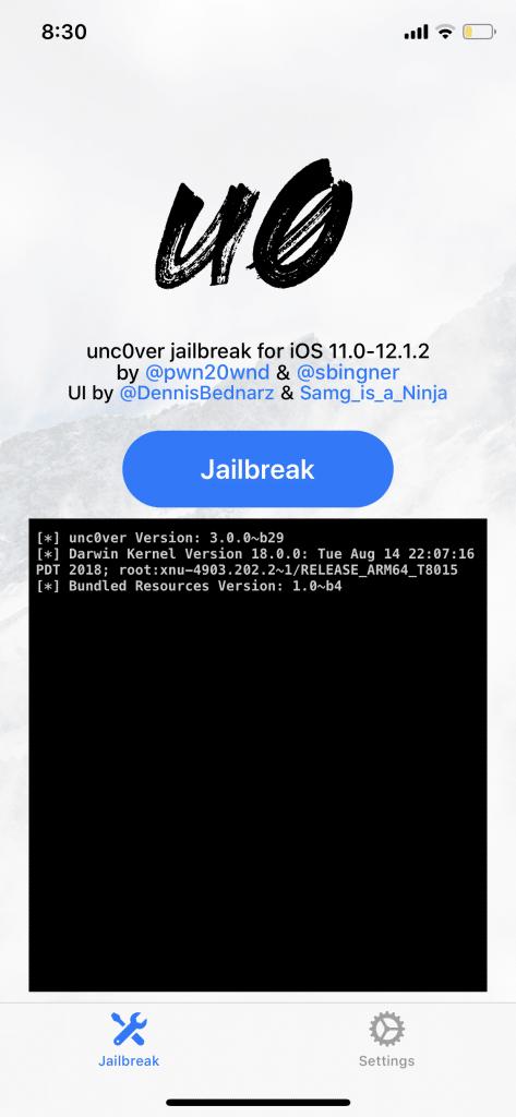 unc0ver-jailbreak-ios-12-12.1.4
