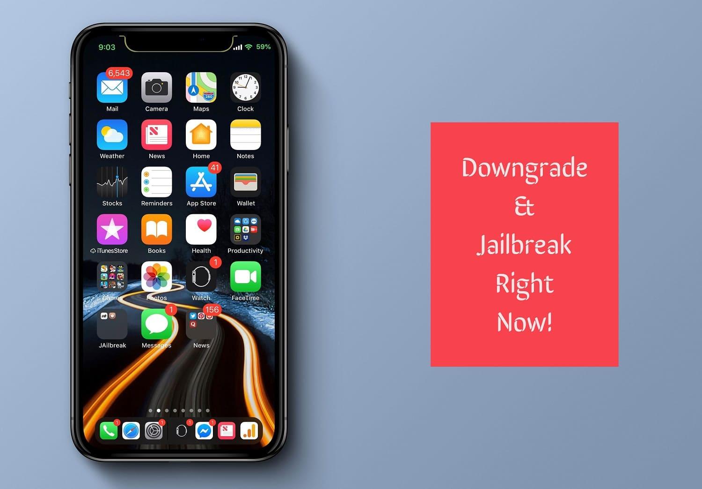 Jailbreak iOS 12.1.1 Beta 3 Using Uncover