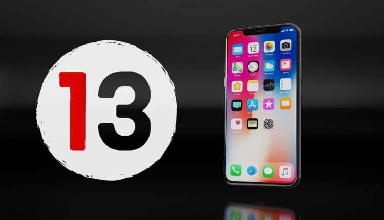 iOS 13 support device