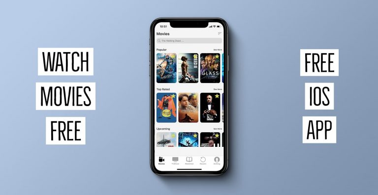 Watch Movies & TV Shows On iPhone For Free With This Appstore App