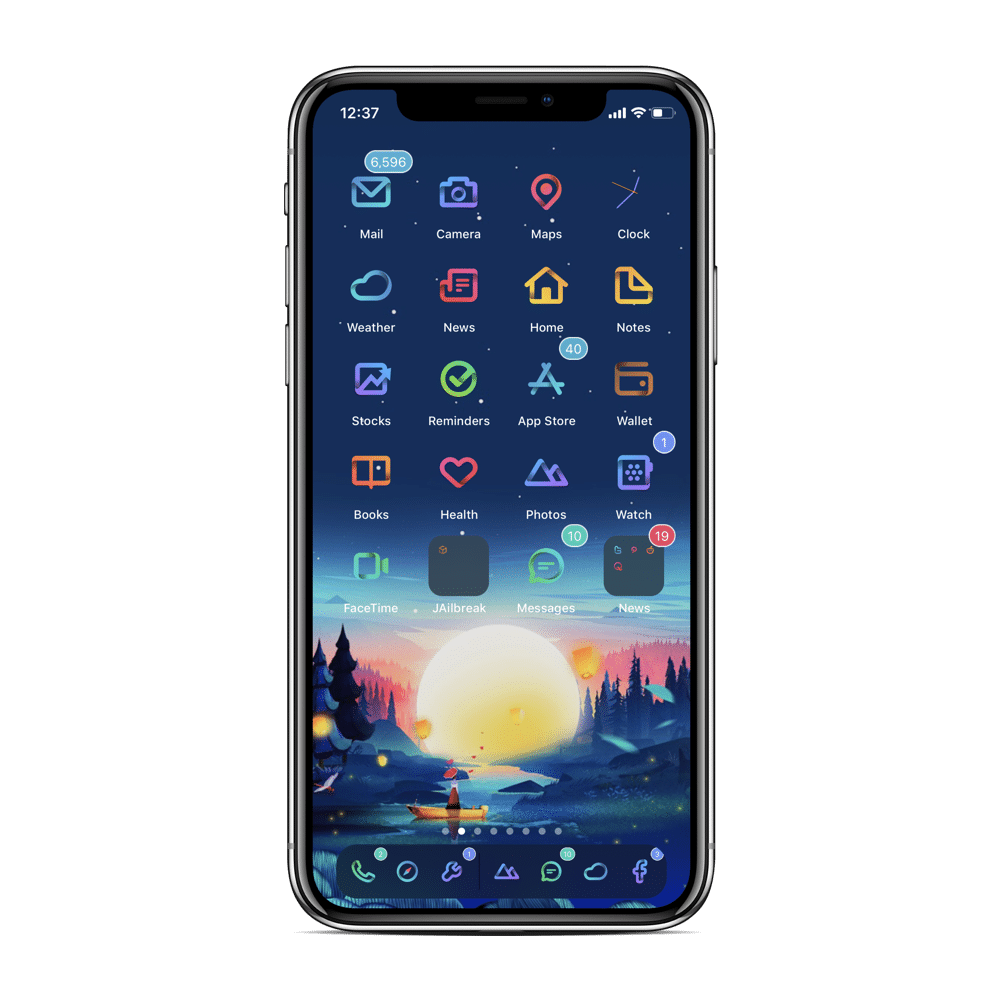 folds-sn0wboard-themes-iphone-ios-13