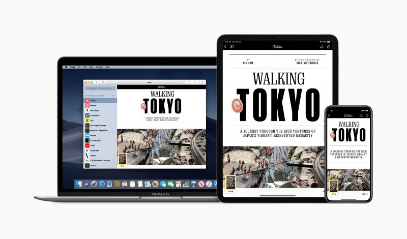 Apple-news-plus-iphone-ipad-macbook-pro