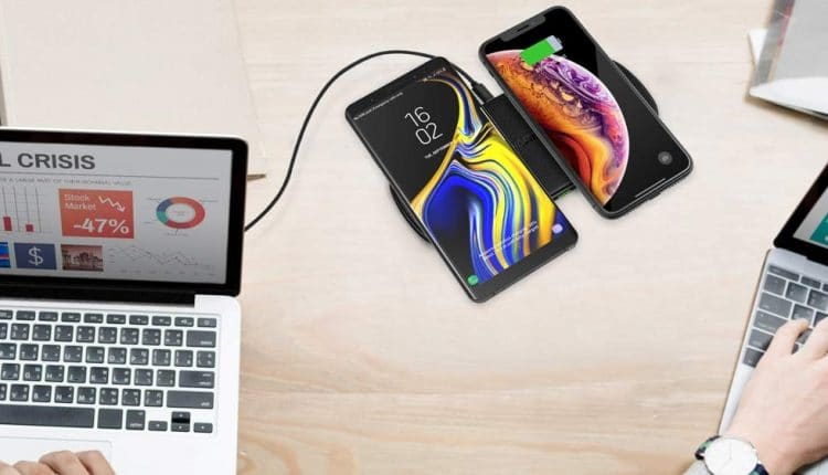 Choetech Dual wireless charger