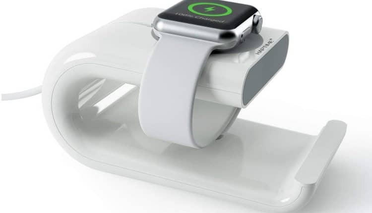 HAPTIME Apple Watch Stand Charging Dock