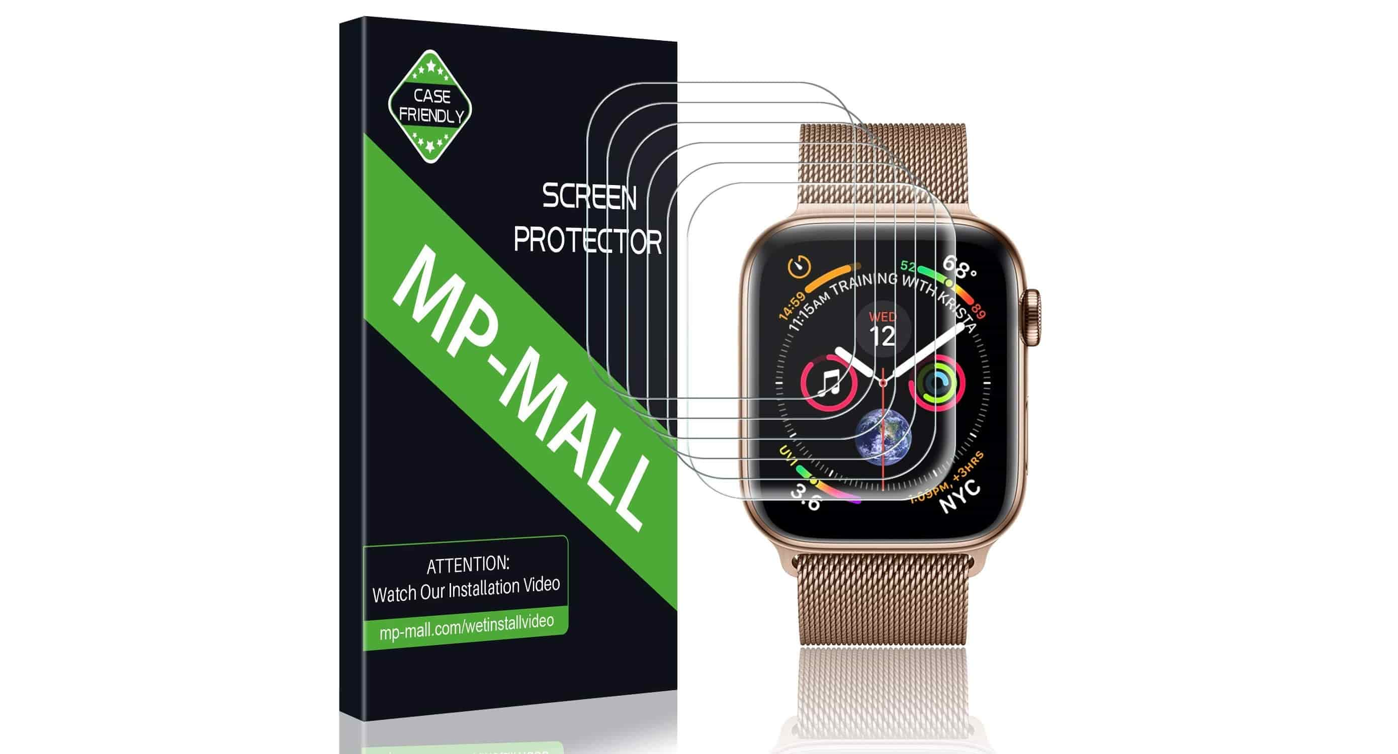 MP Mall Apple Watch Screen Protector