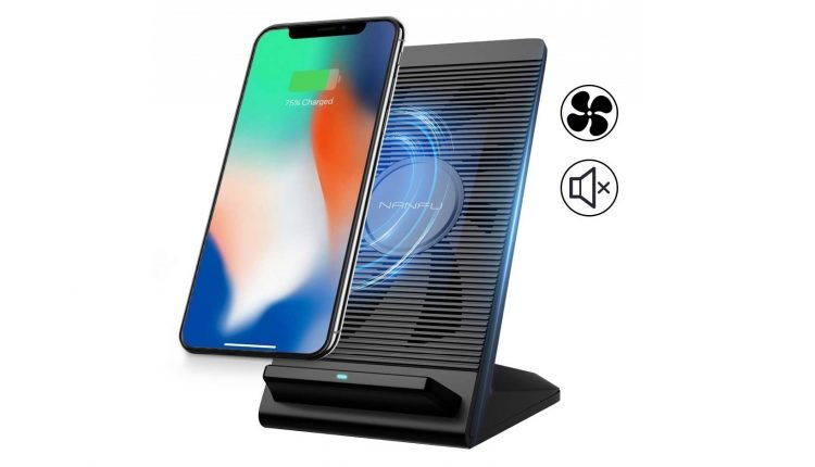 Nanfu wireless charger-min