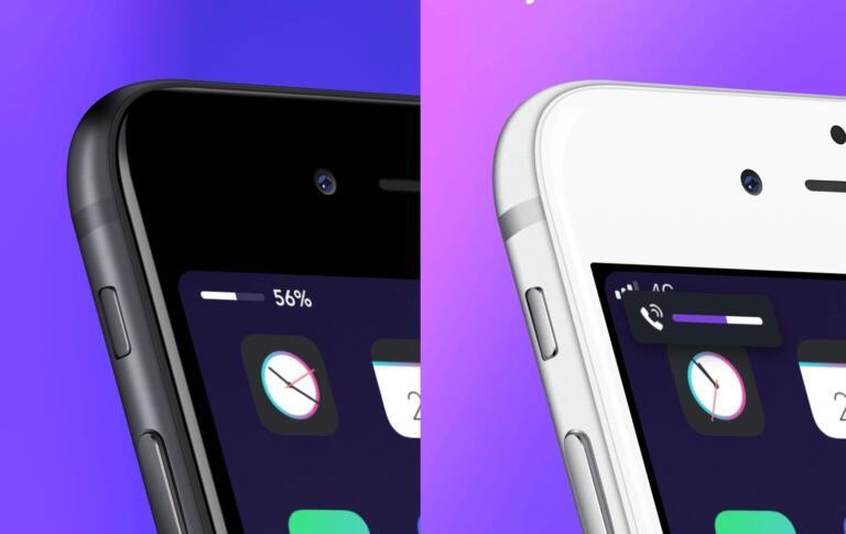 How to get minimalist Instagram like Volume HUD on iPhone and iPad