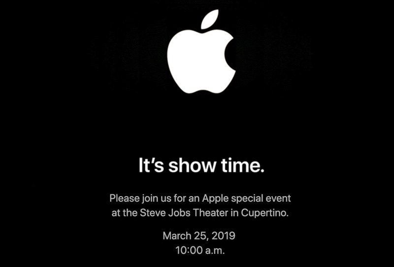 Apple expected to announce new streaming TV service at March 25 event