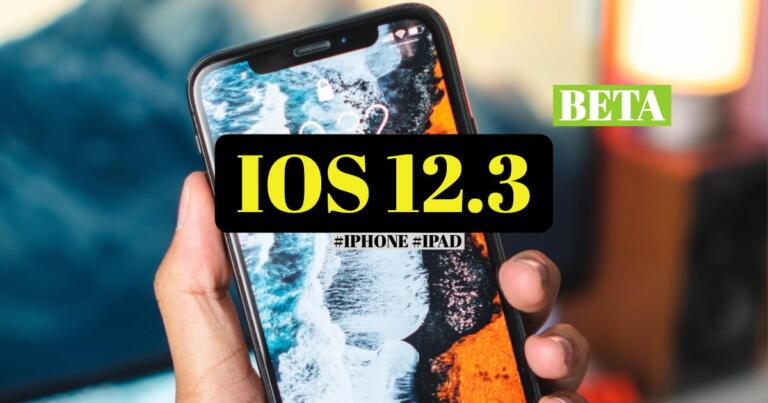 How To Install iOS 12.3 Beta 6 On iPhone & iPad