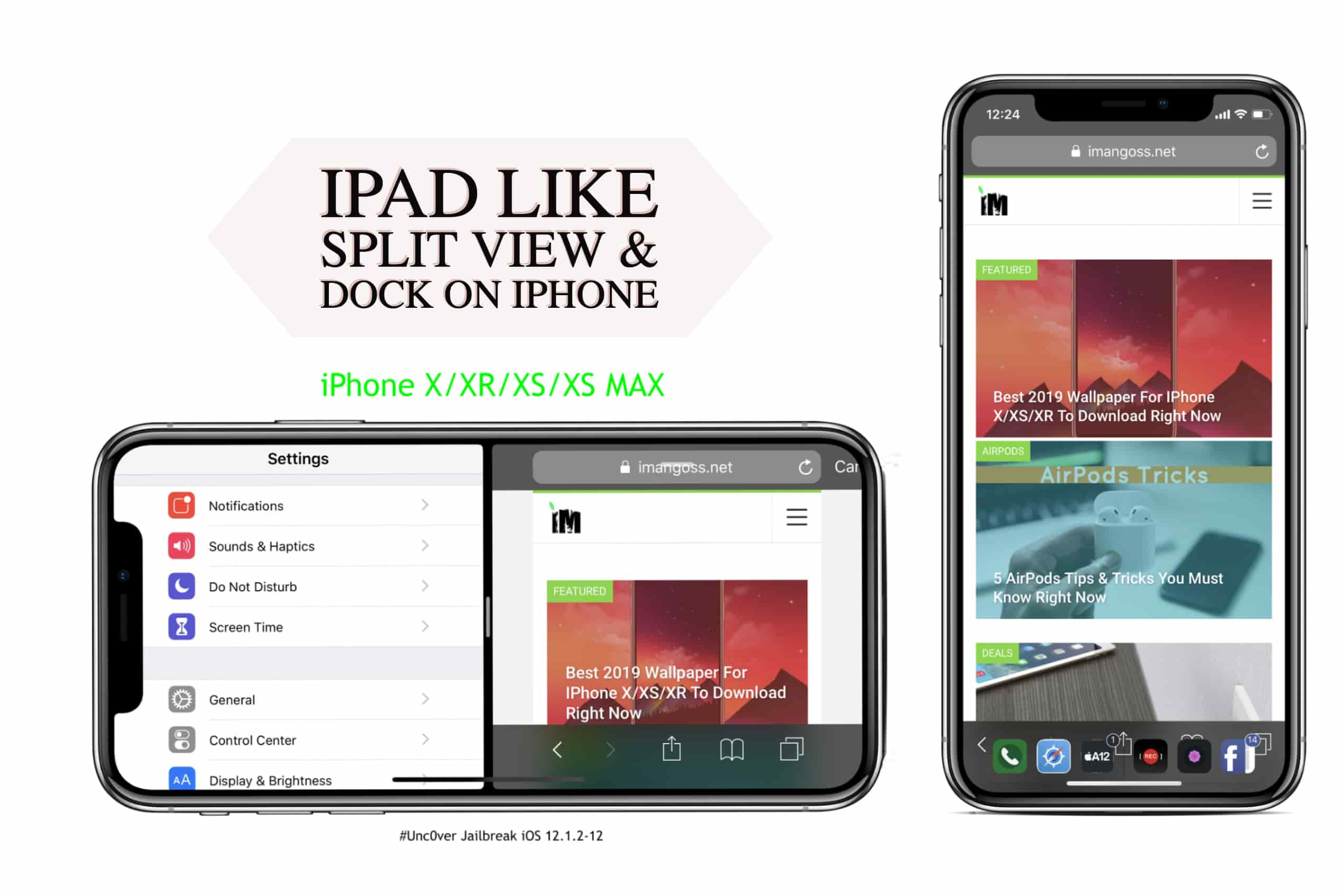 how-to-get-ipad-like-split-view-dock-on-iphone-x-xs-xr-xsmax