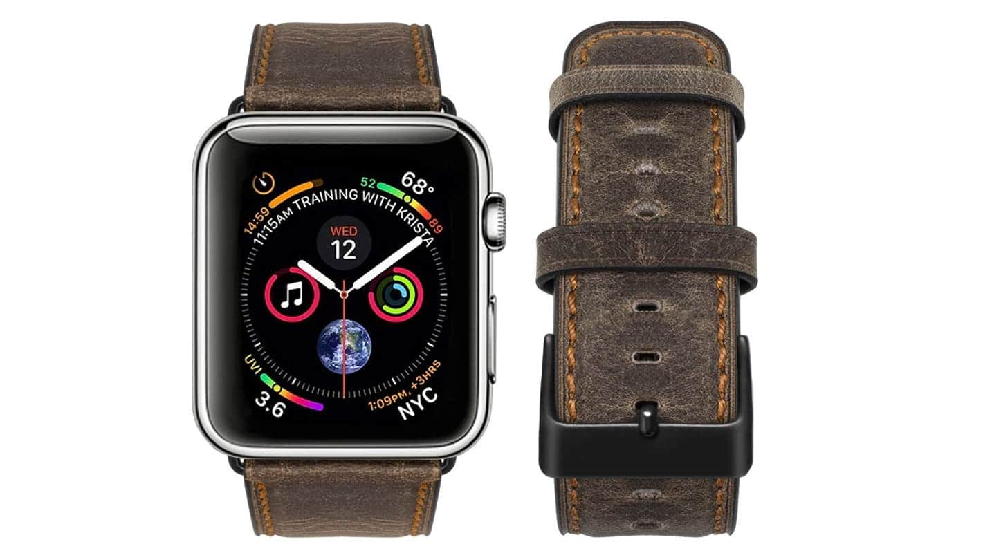 top4cus leather strap band