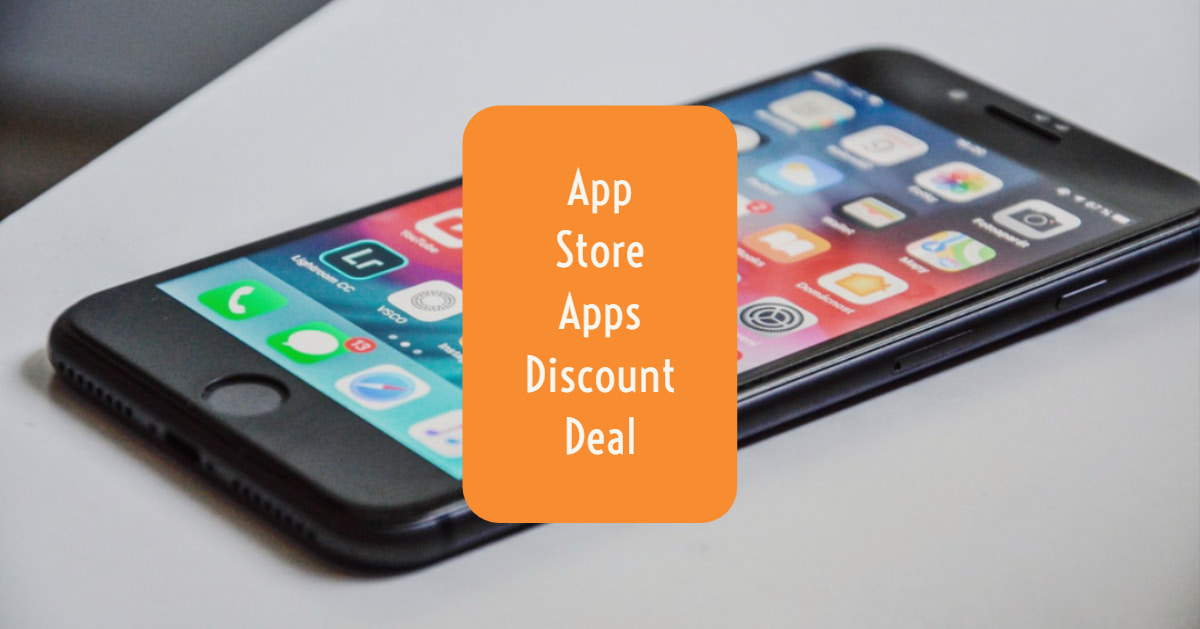 App Store Apps iPhone discount Deal