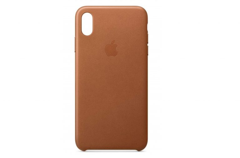 Apple Discounts The Price Of iPhone XS Max Leather Case To Just $40 Today