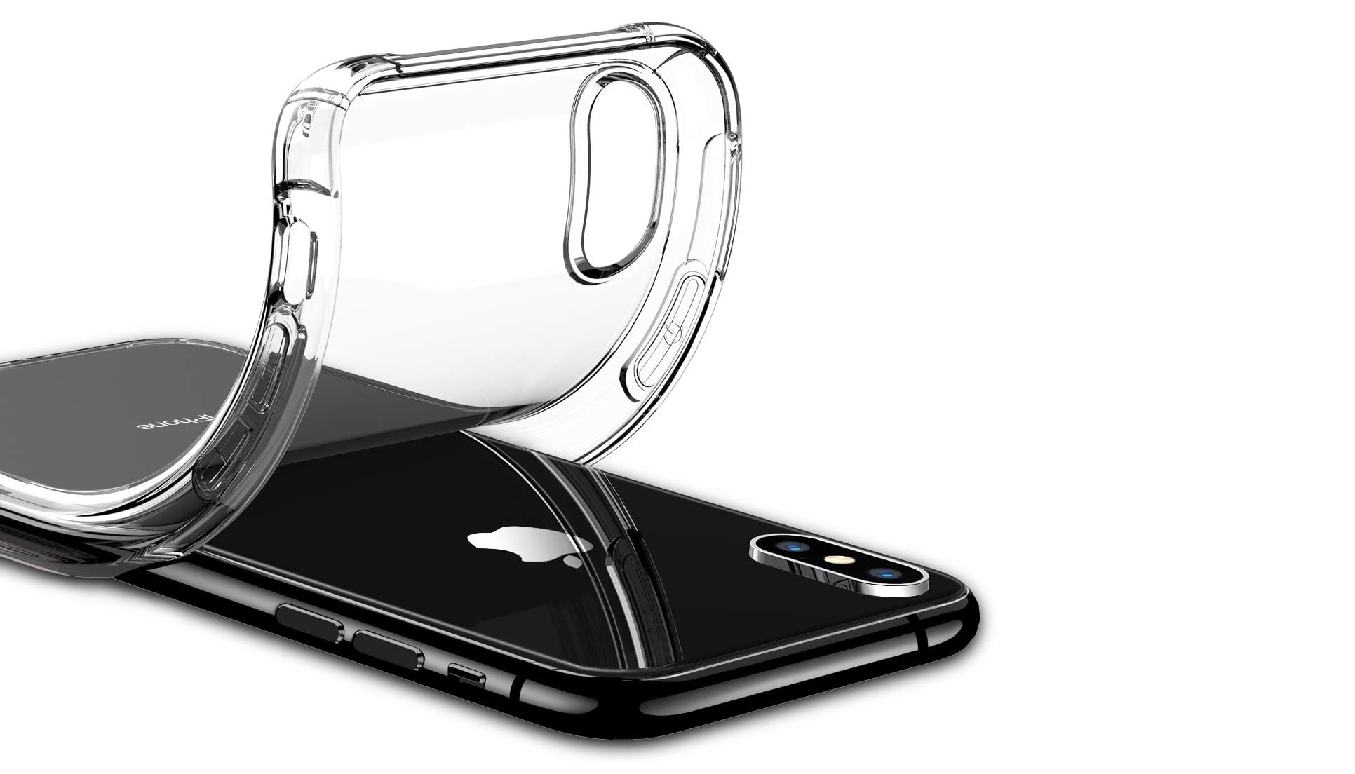 CANSHN Clear Case for iPhone-min
