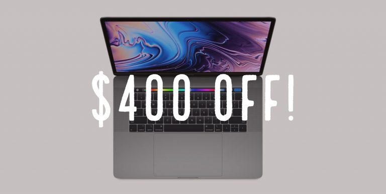OMG! $400 Off On 15″ Apple MacBook Pro With 16 GB RAM, Touch ID and More