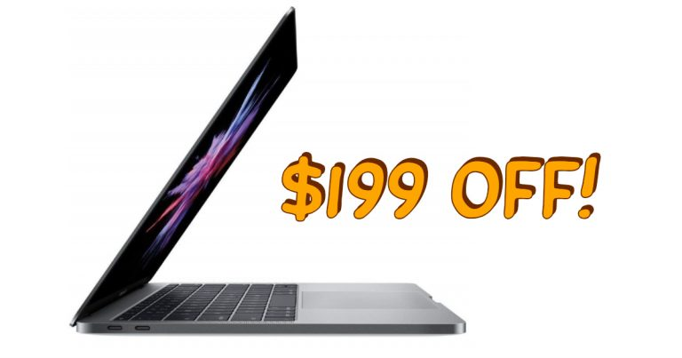 Apple MacBook Pro (Non Touch Bar) Now Starts At Just $1099
