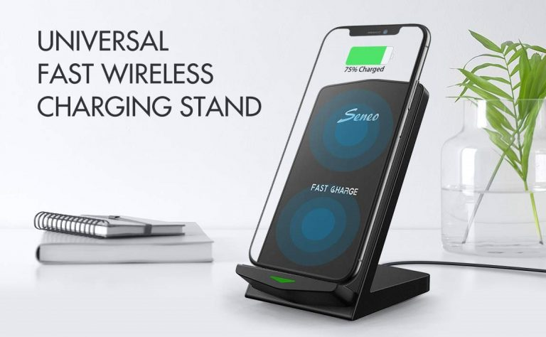 Anyone With iPhone X Must Get This $14 Wireless Charger
