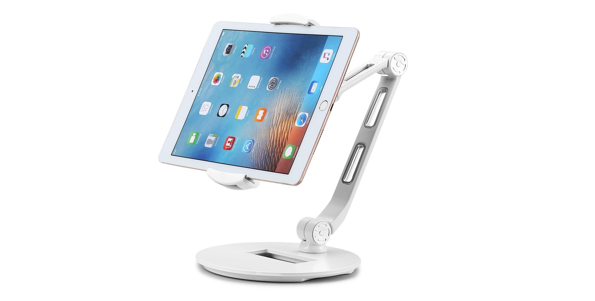 Suptek Aluminum Tablet Desk Stand for iPad-min