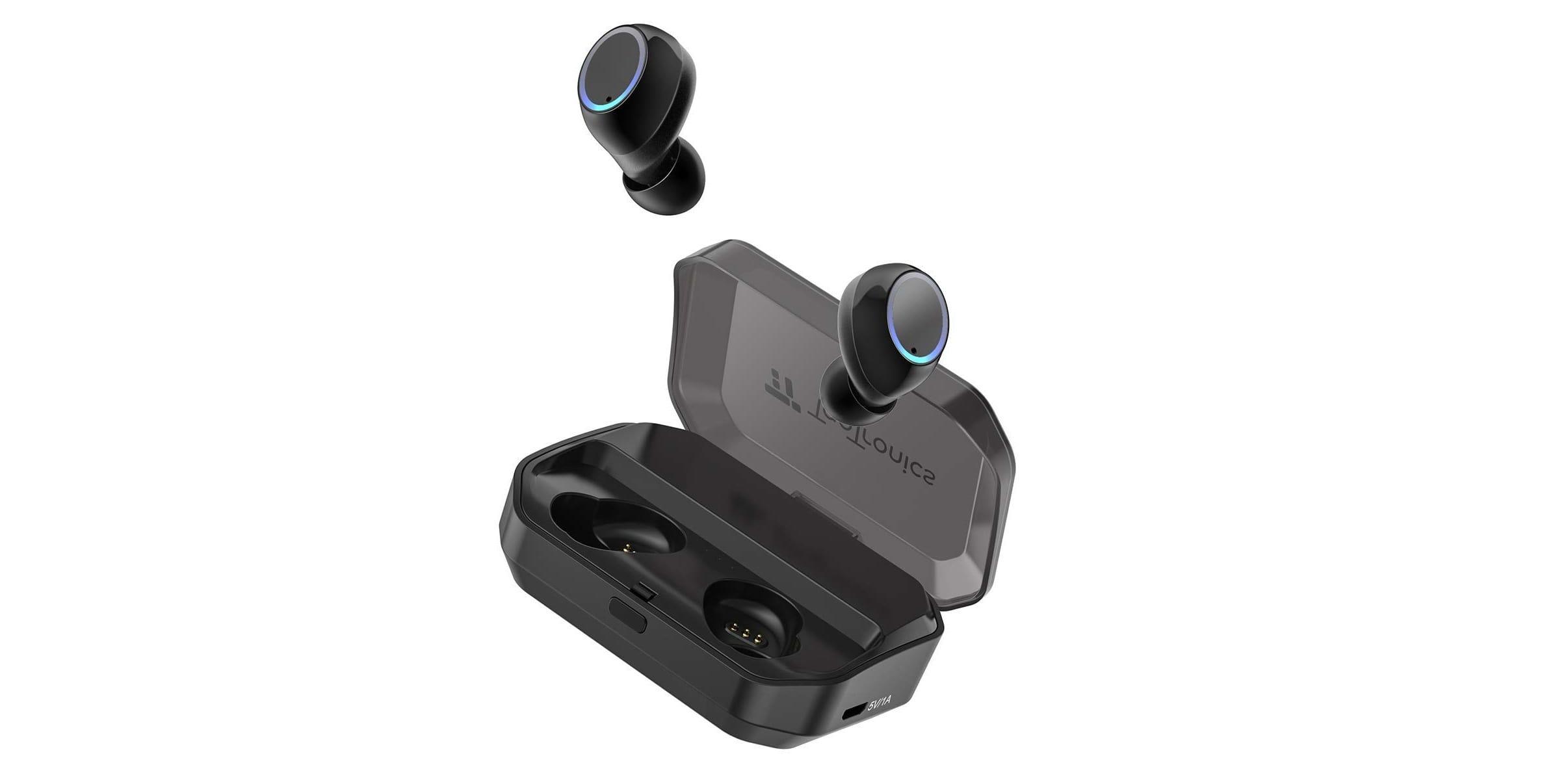 Taotronics wireless earbuds-min