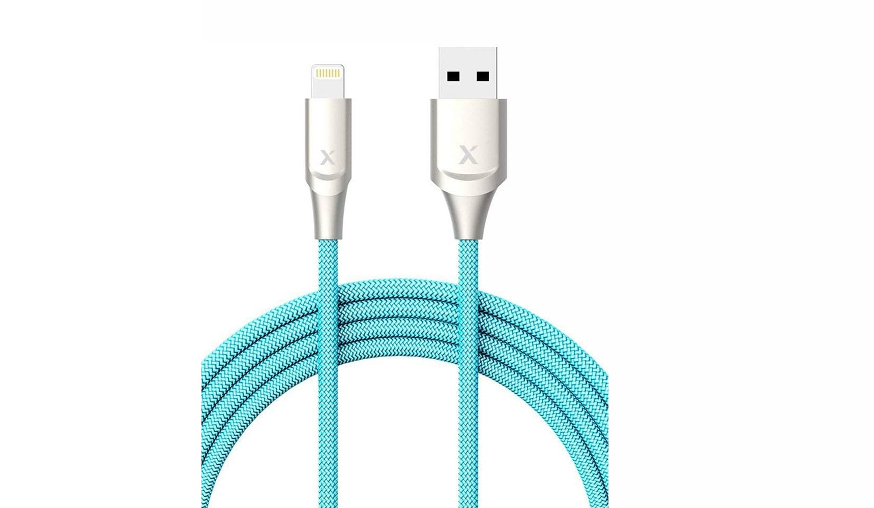 Xcentz iPhone Charger 6ft, Apple MFi Certified Lightning Cable iPhone Charger Cable-min