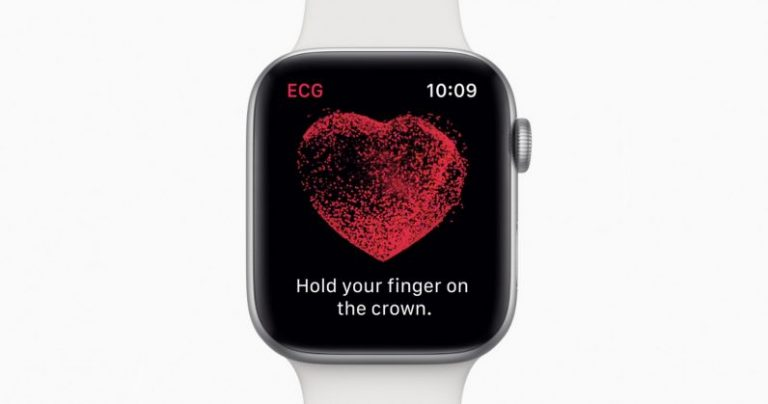 Apple Watch Saves One More Life