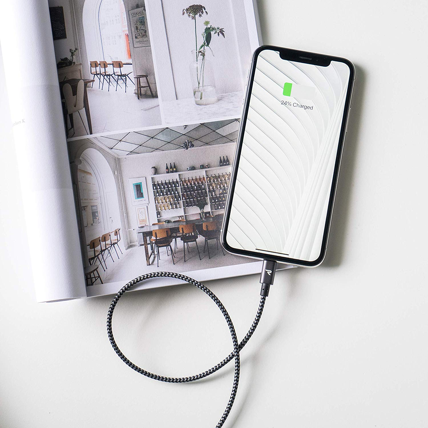 RAMPOW lightning cable