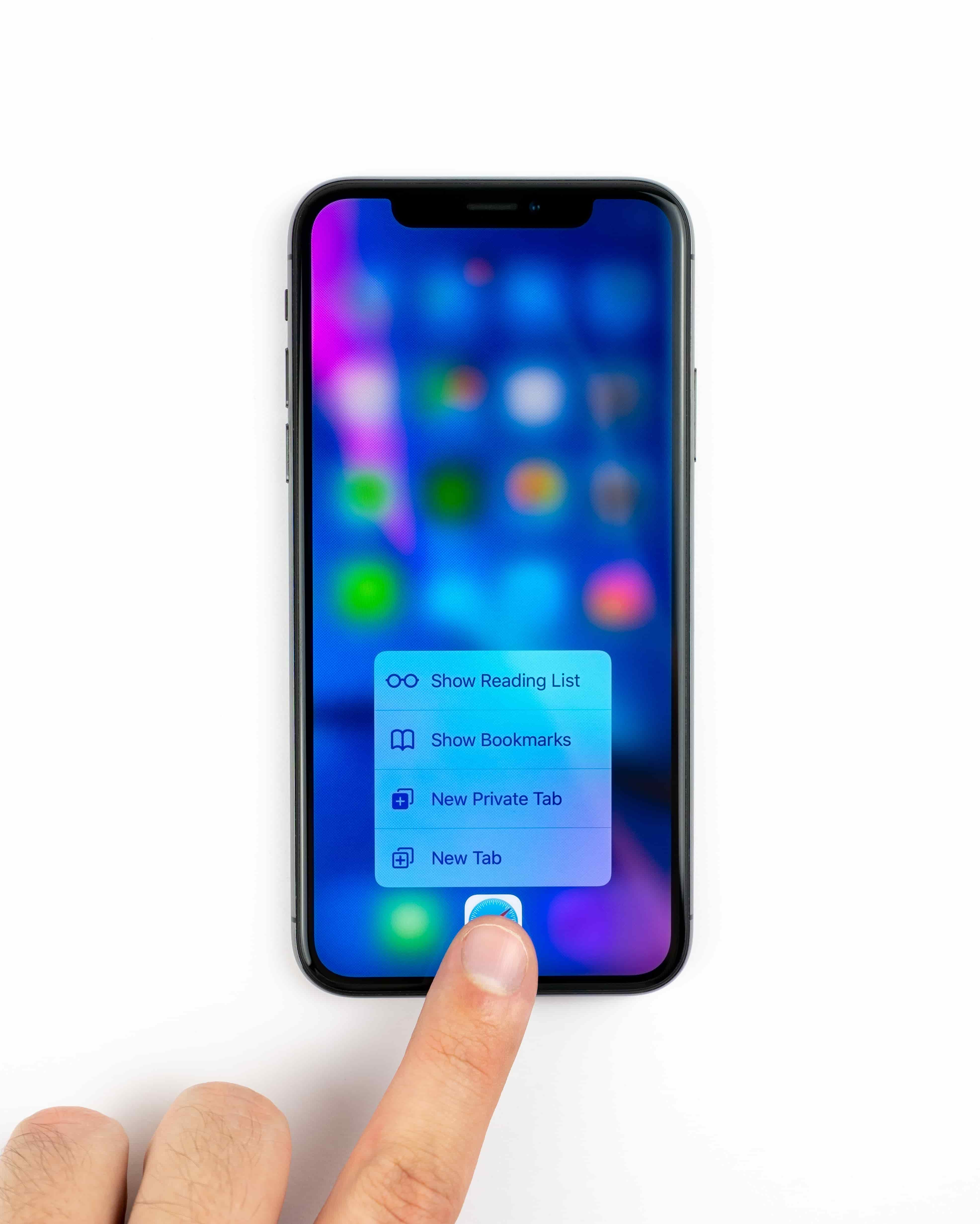 Apple To Replace 3D Touch With IPhone XR's Haptic Touch To