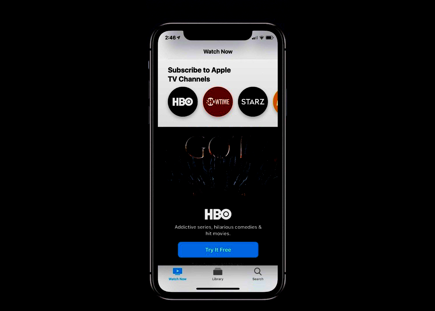 download HBO show offline on iPhone and iPad