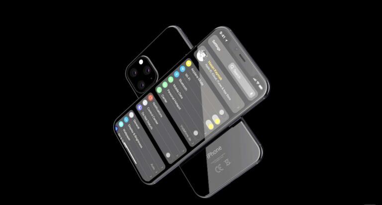 Apple's new iPhone 11 & 11 Max Concept [Rumor Video]